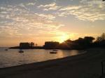 Sunset on Long Island Sound