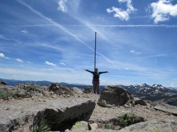 A hike somewhere in Utah!